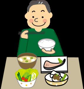 大腸がん手術後の食事