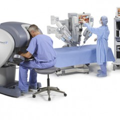 前立腺がんロボット手術ダビンチ