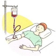 肝臓がん 肝臓移植の手順