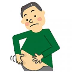 肝臓がんと腹水・胸水・浮腫