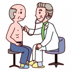 肺がんステージ別5年生存率