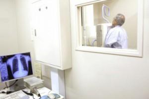 肺がん再発の検査