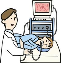 胃がん検査内視鏡検査