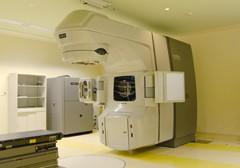 がん細胞放射線を照射