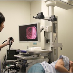 膵臓がんの精密検査 超音波内視鏡検査(EUS)