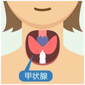 甲状腺にできる腫瘍