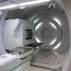 前立腺がんへの粒子線治療