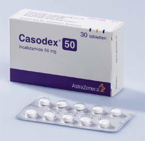 ビカルタミド(カソデックス)の主な副作用と特徴