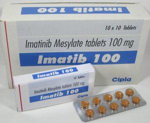 イマチニブ(グリベック)の主な副作用と特徴