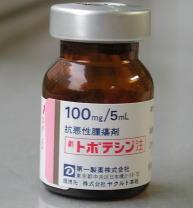 イリノテカン(トポテシン、カンプト)の主な副作用と特徴