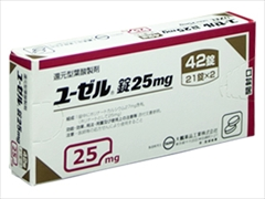 ユーゼル(ロイコボリン)の主な副作用と特徴