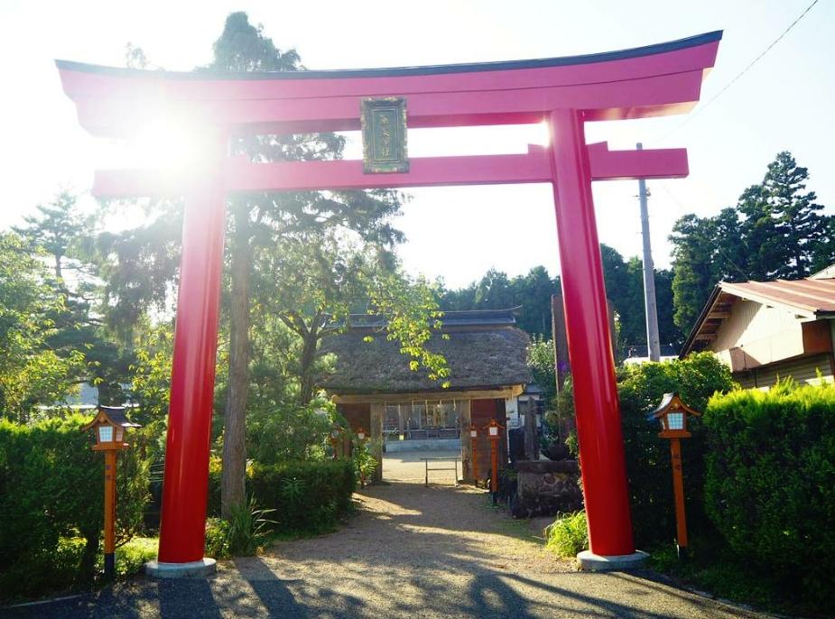 宮城県癌封じ神社