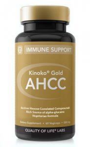 AHCCのサプリメント