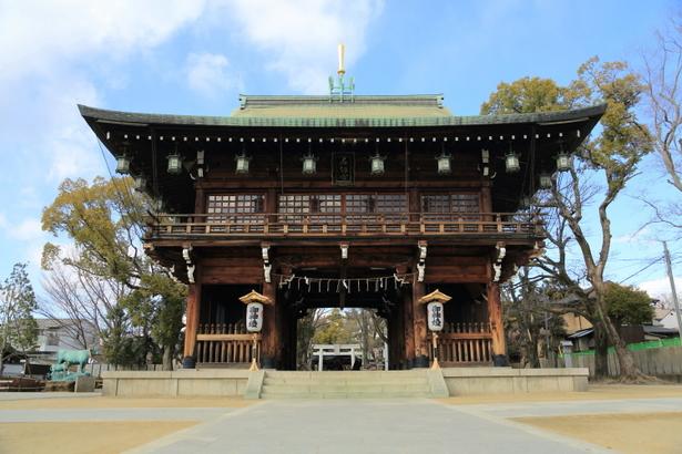 大阪府 石切劔箭神社