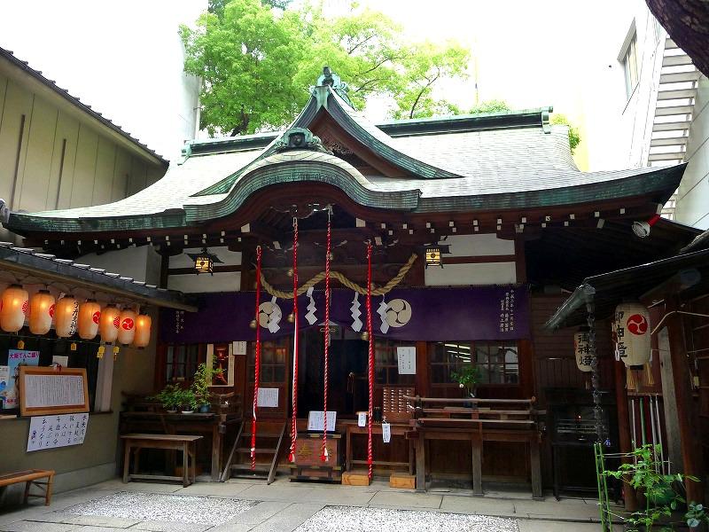 大阪府中央区 少彦名神社