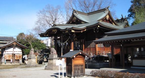 埼玉県行田八幡神社