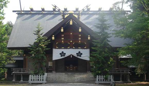 北海道旭川市 上川神社