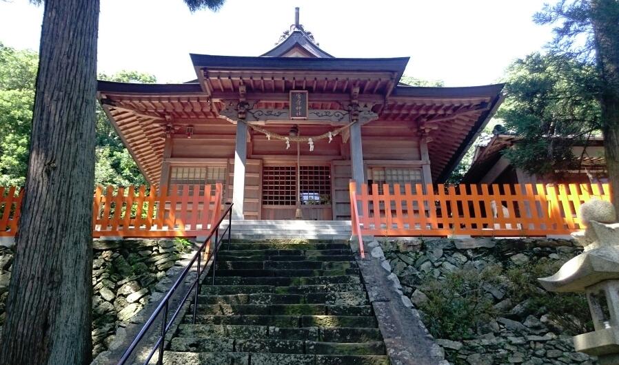 和歌山県有田市 宮原神社