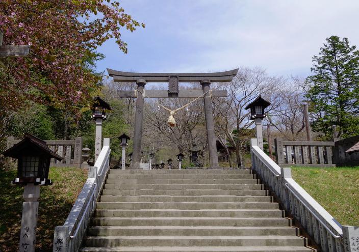 栃木県那須郡 那須温泉神社