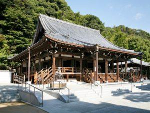 神戸市須磨にある須磨寺