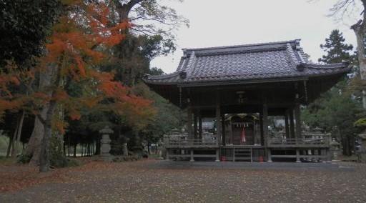 滋賀県東近江市 建部神社