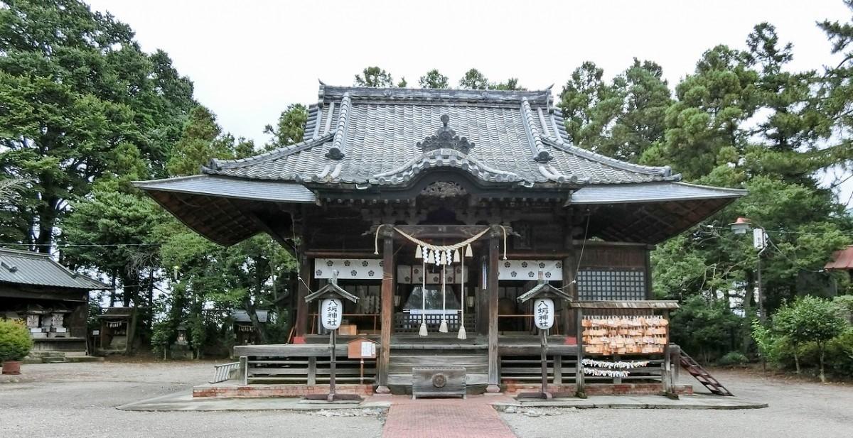 群馬県太田市 世良田八坂神社