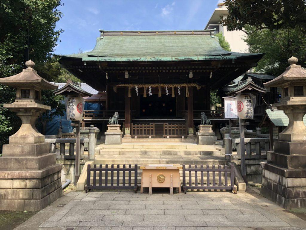 東京都台東区 五条天神社