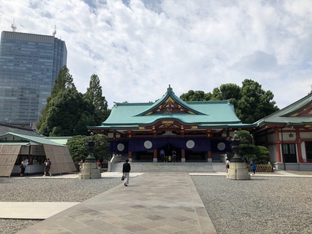 東京都千代田区 日枝神社
