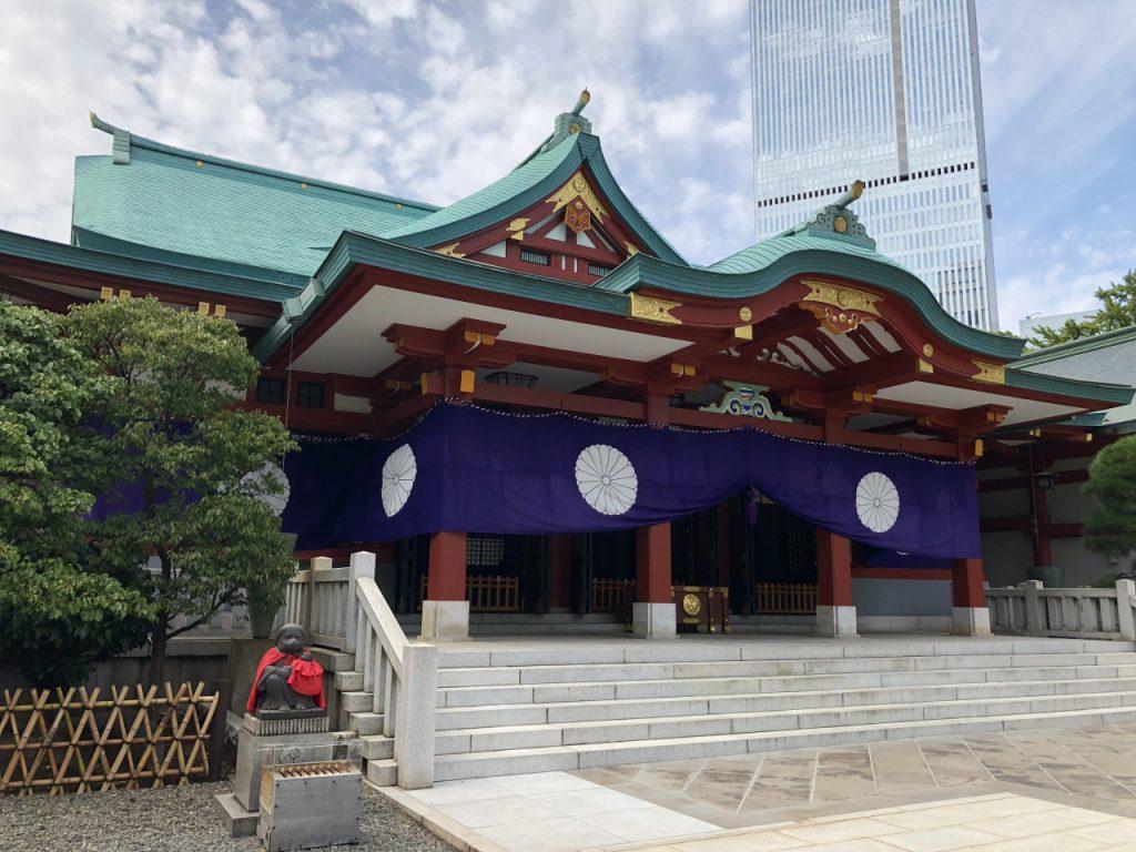 東京癌封じ お寺、神社