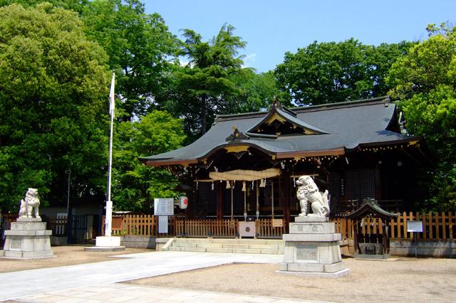 福島県福島市 福島稲荷神社