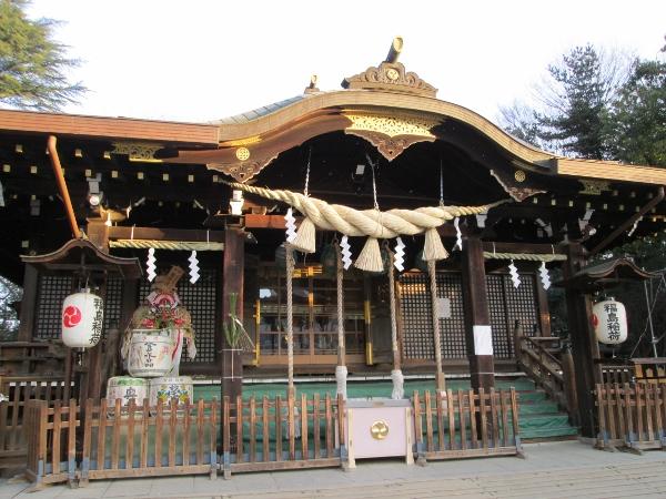 福島県で癌、病気平癒に適した神社、福島稲荷