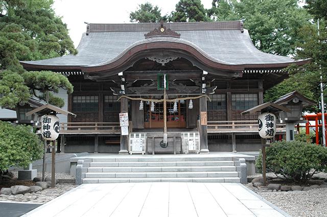函館市湯川町 湯倉神社
