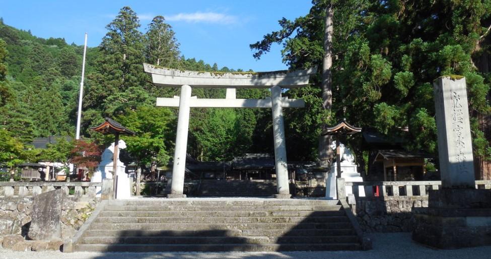 岐阜県癌封じ・病気平癒の神社、お寺