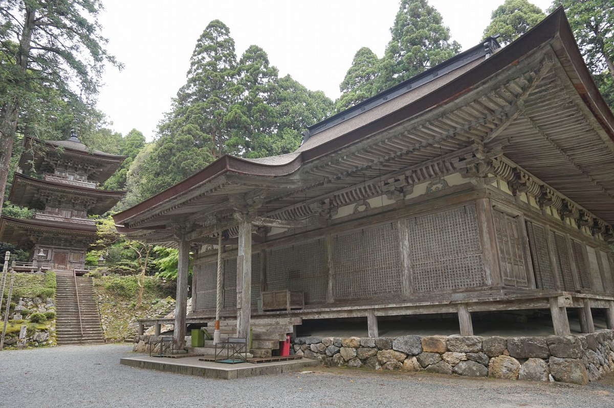 福井県で癌封じ・病気平癒の神社とお寺