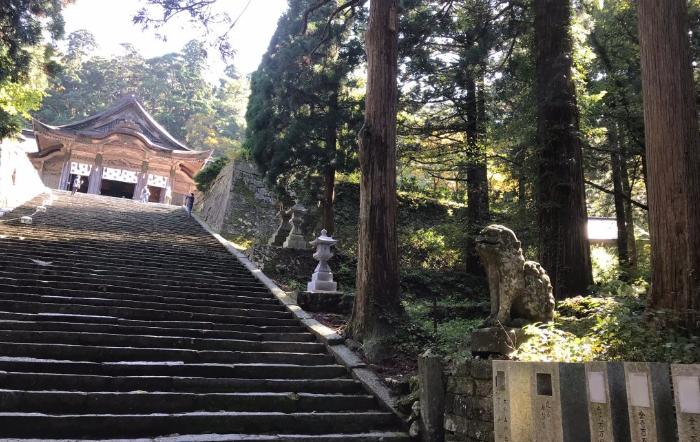 鳥取県で癌封じ・病気平癒の神社