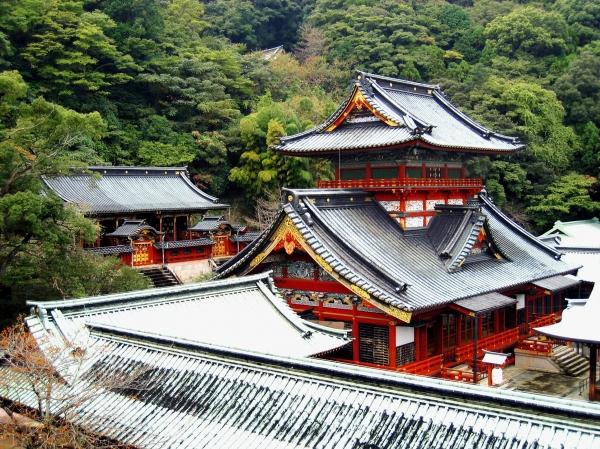 静岡県の癌封じ・病気平癒の神社とお寺