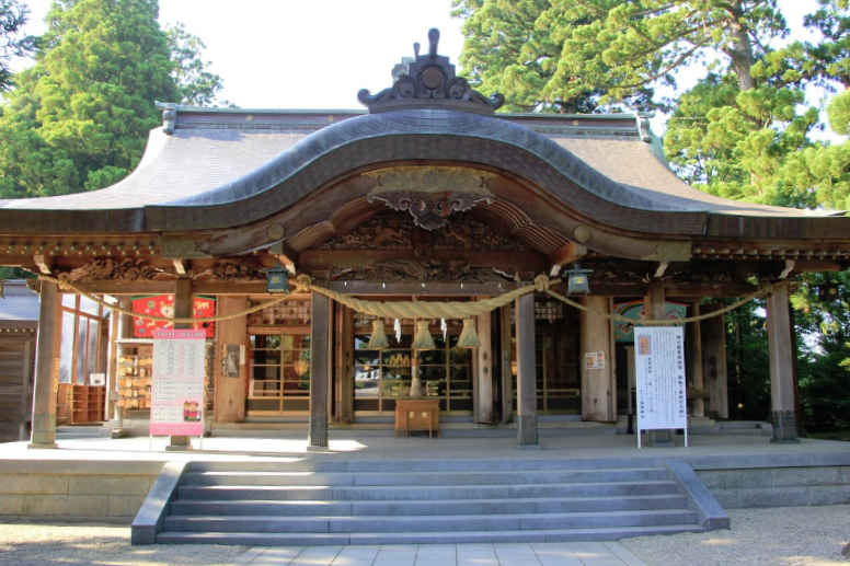 富山県で癌封じ・病気平癒のお守りがあり、祈祷ができる神社、お寺