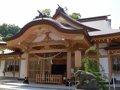 鹿児島県鹿児島市 天之御中主(妙見)神社