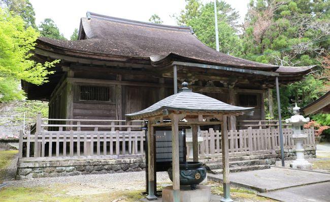 高知県長岡郡 豊楽寺