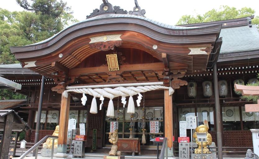 香川県高松市 田村神社