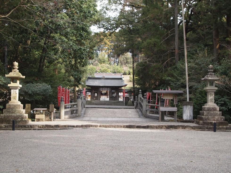 宮崎県児湯郡 都農神社