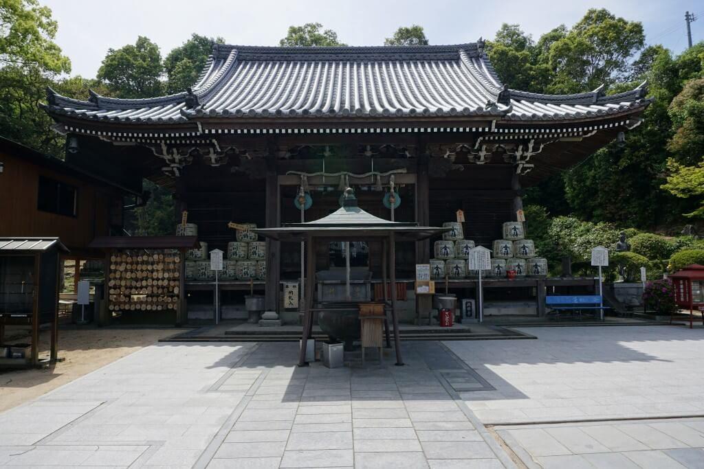 香川県東かがわ市 與田寺