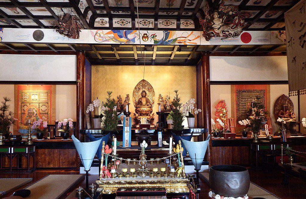 徳島県阿南市 医王院 平等寺の薬師如来