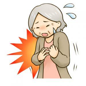 がん患者さんに胸の痛みが生じる原因と対策