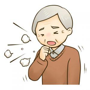 肺がん咳が出る原因と咳止め