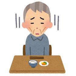 がんと食欲不振。食欲がない原因と対策